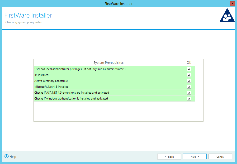 web-server-installation check
