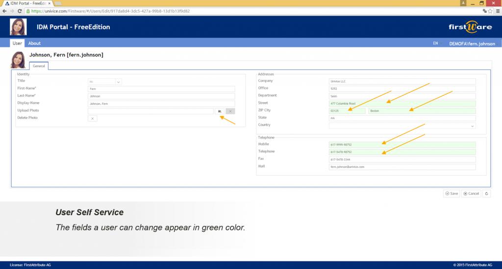 Maintain-own-user-data-active-directory-IDM-Portal