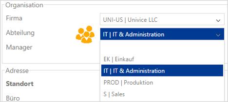 AD user management