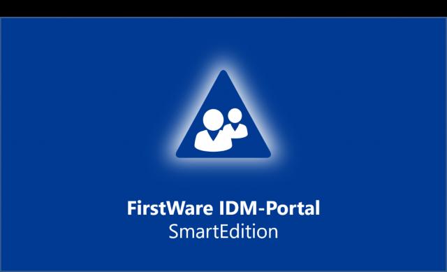 FirstWare IDM-Portal SmartEdition