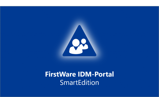 FirstWare IDM-Portal SmartEdition
