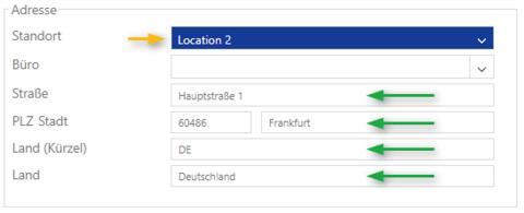 Dynamische Attribute - AD Benutzerverwaltung mit IDM-Portal