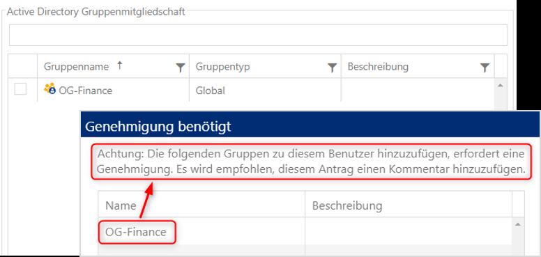 IDM für Anwender_Genehmigungs-Workflow