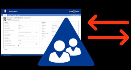 Connector mit IAM Workspace | FirstWare IDM-Portal